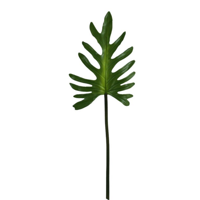 ARTIFICIAL LEAF BRANCH GREEN 89CM