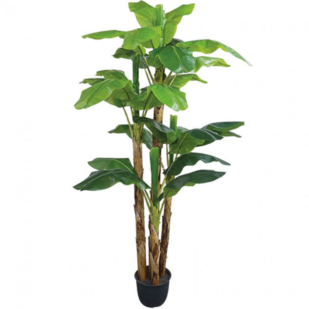 ARTIFICIAL BANANA TREE REAL TOUCH 290CM