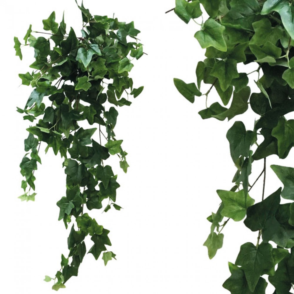 ARTIFICIAL HANGING IVY 100CM