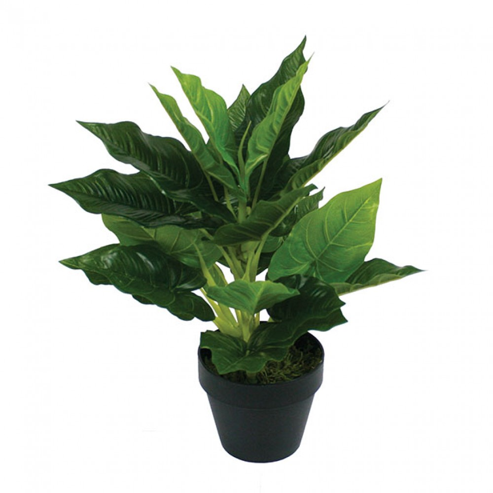 ARTIFICIAL ANTHURIUM PLANT REAL TOUCH 42CM