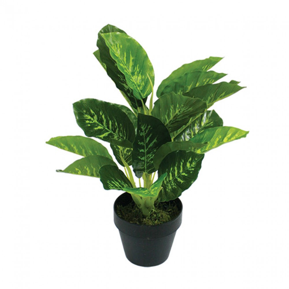 ARTIFICIAL GREENERY PLANT REAL TOUCH 42CM