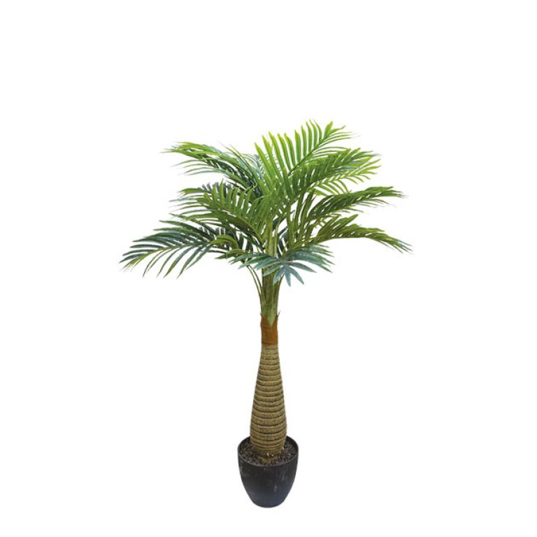 ARTIFICIAL AREKA TREE REAL TOUCH 120CM