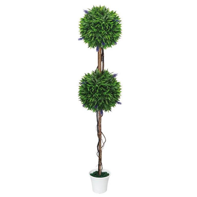 ARTIFICIAL LAVENDER TREE Φ28CM 130CM