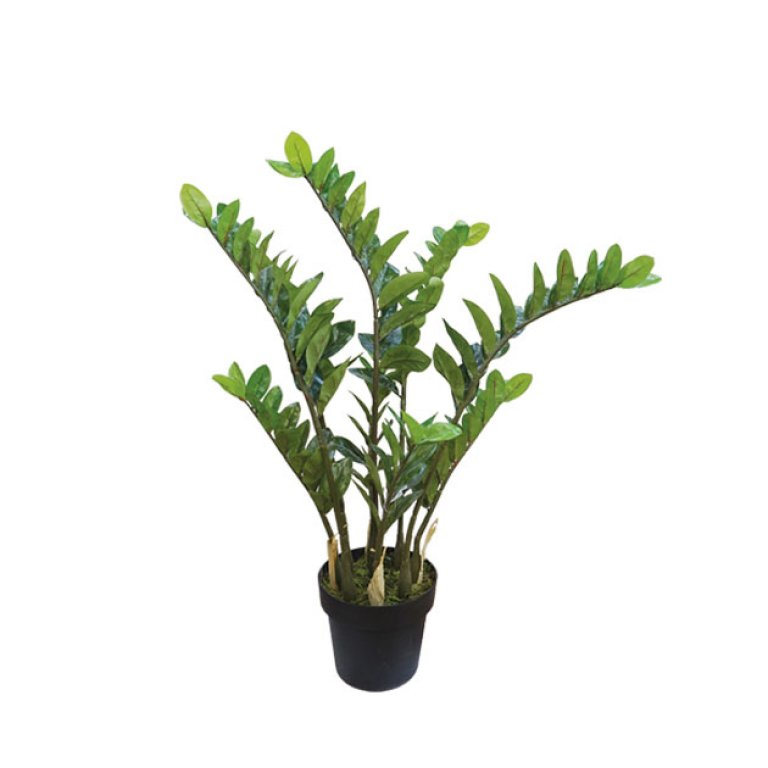 ARTIFICIAL ZAMIA PLANT REAL TOUCH 95CM