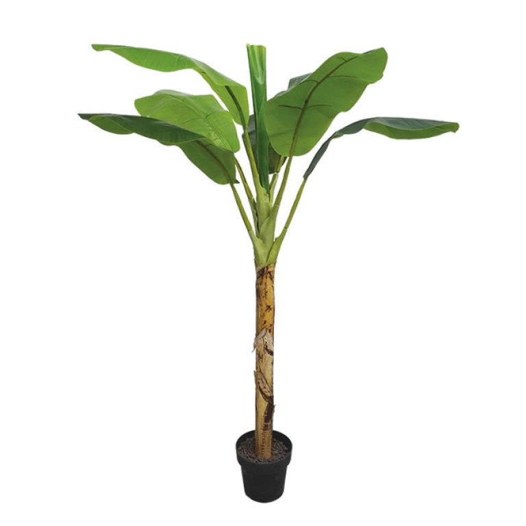 ARTIFICIAL BANANA TREE REAL TOUCH 180CM