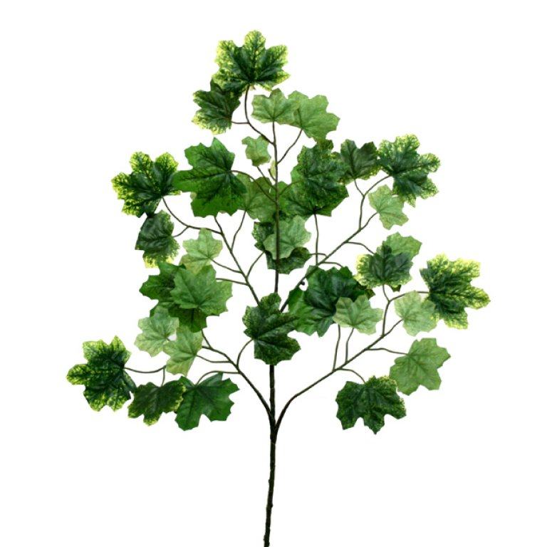 ARTIFICIAL LEAF BRANCH 64CM