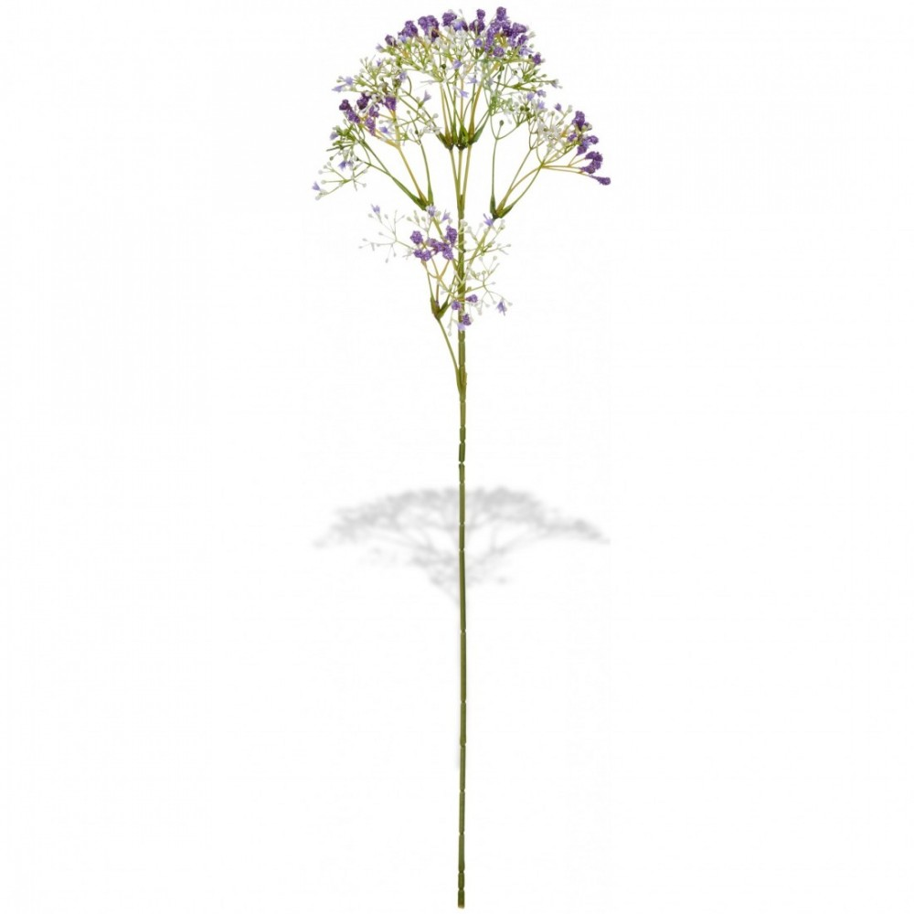 ARTIFICIAL GYPSOPHILA BRANCH FUCHSIA 60CM