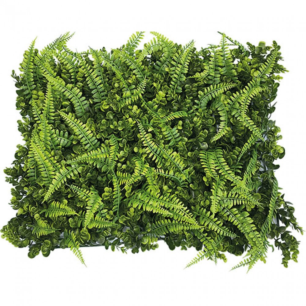VERTICAL GARDEN GRASS/FERN 40x60CM