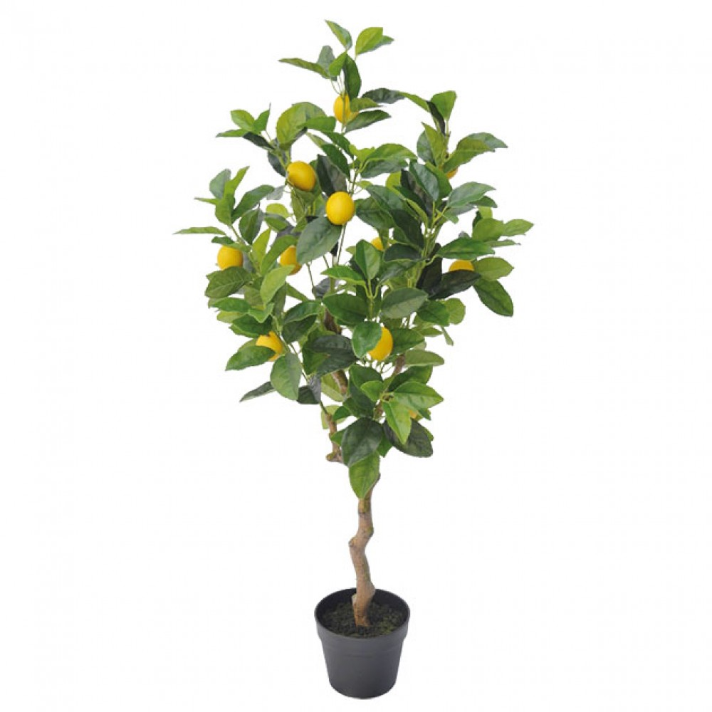 ARTIFICIAL LEMON TREE REAL TOUCH 100CM