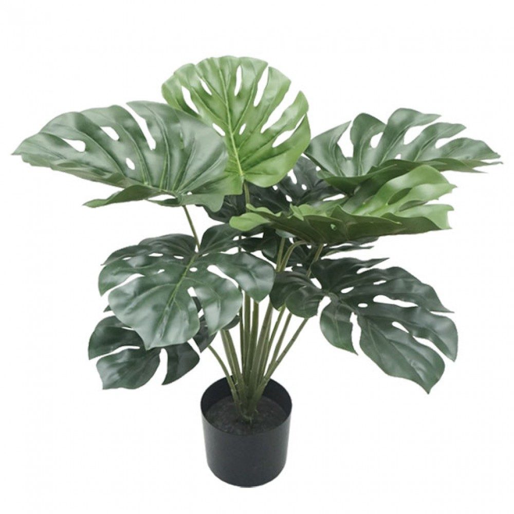 ARTIFICIAL MONSTERA PLANT REAL TOUCH 66CM