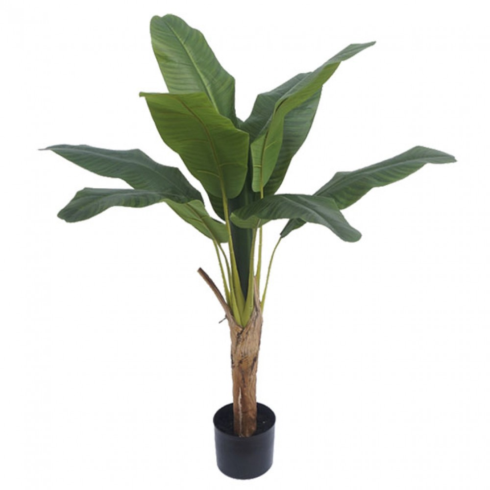 ARTIFICIAL BANANA TREE REAL TOUCH 125CM