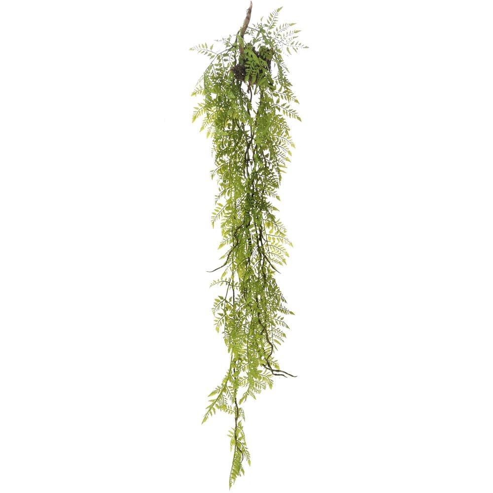 ARTIFICIAL HANGING FERN 100CM