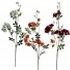 ARTIFICIAL BEGONIA BRANCH (3 COLOURS) 92CM