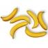 ARTIFICIAL BANANA (SET 6 PIECES) 20CM