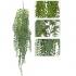 ARTIFICIAL HANGING PLANT 3 DESIGNS 80CM