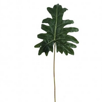 ARTIFICIAL LEAF BRANCH 80CM - 1