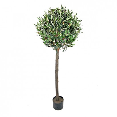 ARTIFICIAL OLIVE TREE 120CM - 1
