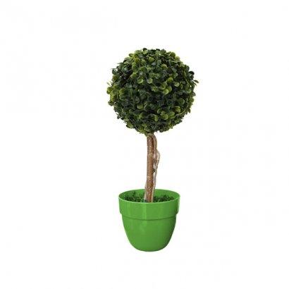 ARTIFICIAL TREFOIL TREE Φ18CM 45CM - 1