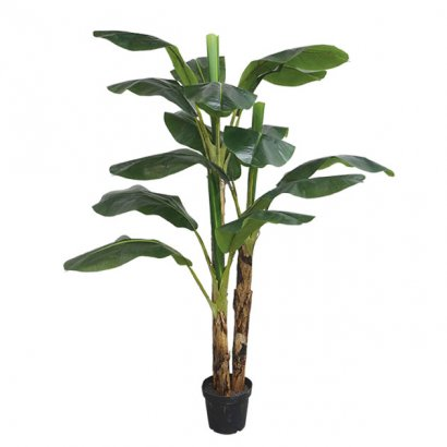 ARTIFICIAL BANANA TREE REAL TOUCH 188CM - 1