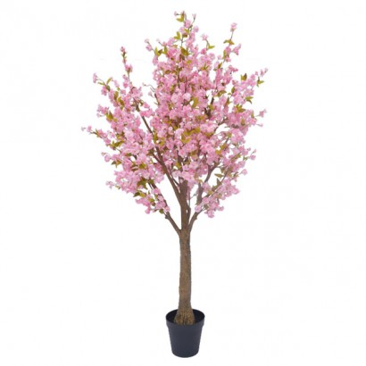 ARTIFICIAL CHERRY TREE PINK 230CM - 1