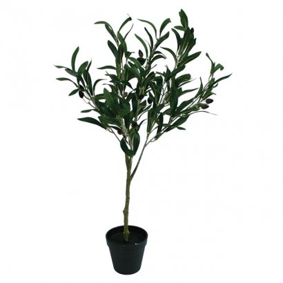 ARTIFICIAL OLIVE TREE 65CM - 1