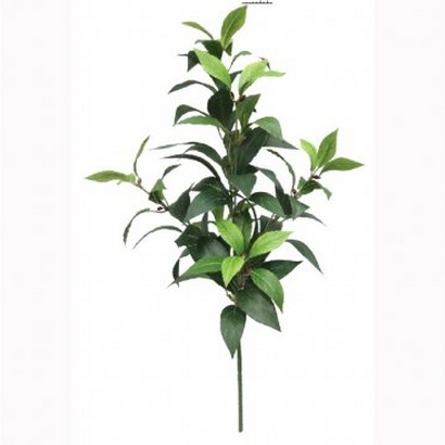 ARTIFICIAL LAUREL BRANCH 73CM - 1
