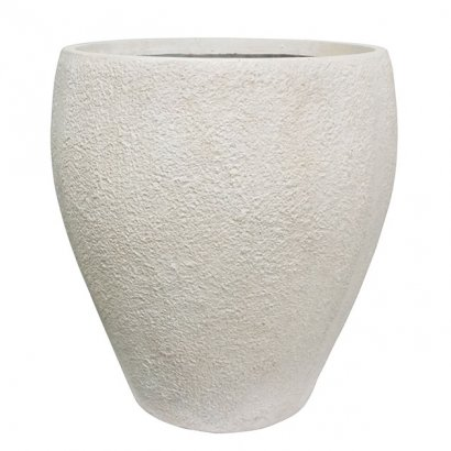 FLOWER POT LARGE CREAM 51.5x55.5CM - 1