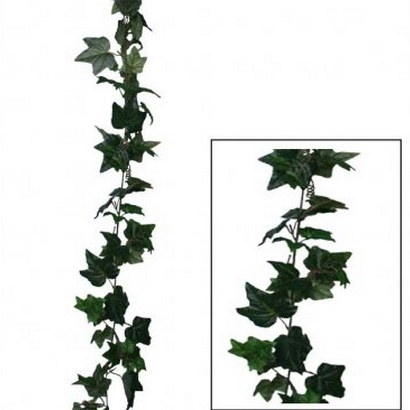 ARTIFICIAL IVY GARLAND GREEN 180CM - 1