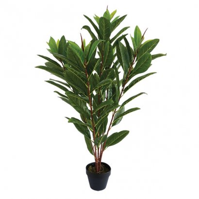 ARTIFICIAL MAGNOLIA PLANT REAL TOUCH 86CM - 1