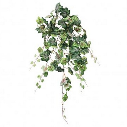 ARTIFICIAL HANGING GRAPELEAF GREEN-RED 90CM - 1