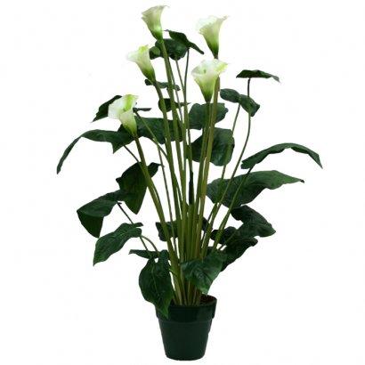 ARTIFICIAL CALLA PLANT 95CM - 1