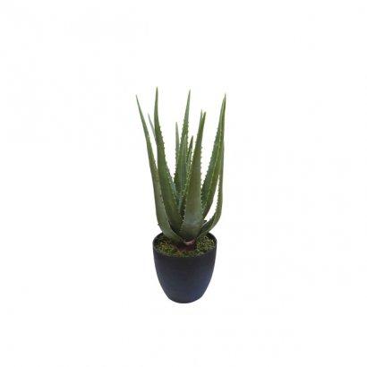 ARTIFICIAL ALOE PLANT 47CM - 1