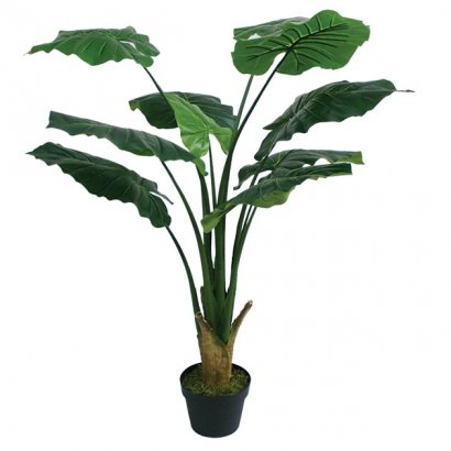 ARTIFICIAL WILD TREE LEAF REAL TOUCH 90CM - 1