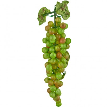 ARTIFICIAL GRAPE GREEN 31CM