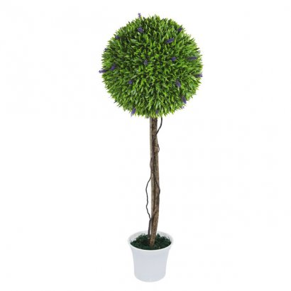 ARTIFICIAL LAVENDER TREE Φ38CM 90ΕΚ - 1