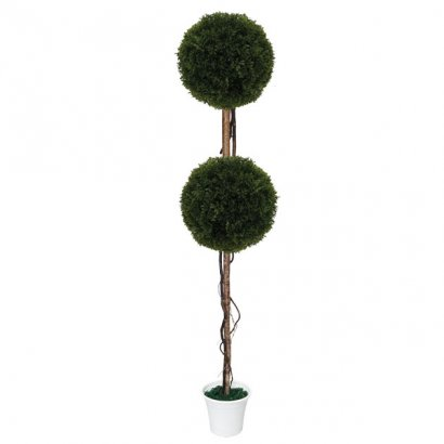 ARTIFICIAL CYPRESS TREE Φ28CM 130CM - 1