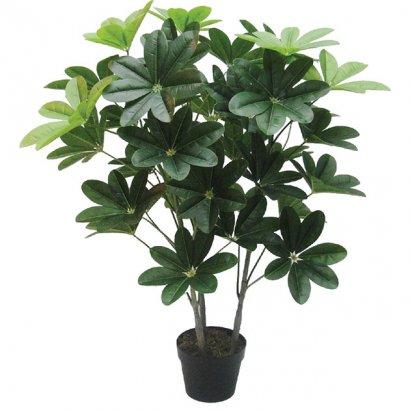 ARTIFICIAL SCHEFFLERA PLANT REAL TOUCH 100CM - 1