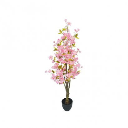 ARTIFICIAL CHERRY TREE PINK 130CM - 1