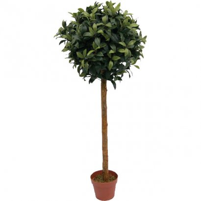 ARTIFICIAL LAUREL TREE BALL 150CM - 1