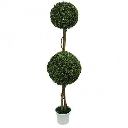 ARTIFICIAL TREFOIL TREE Φ28/38CM 130CM - 1