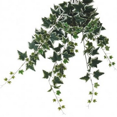 ARTIFICIAL HANGING IVY TWO COLOURS 100CM - 1
