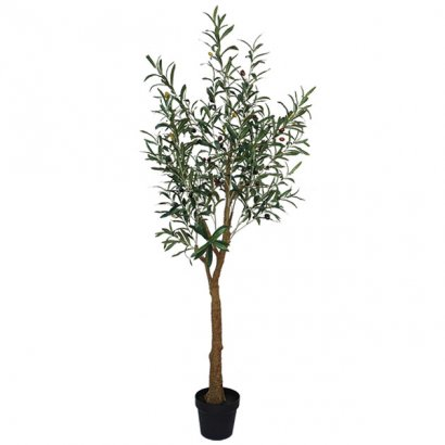 ARTIFICIAL OLIVE TREE 155CM - 1