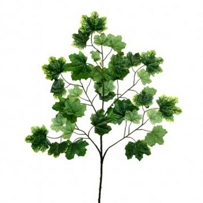 ARTIFICIAL LEAF BRANCH 64CM - 1