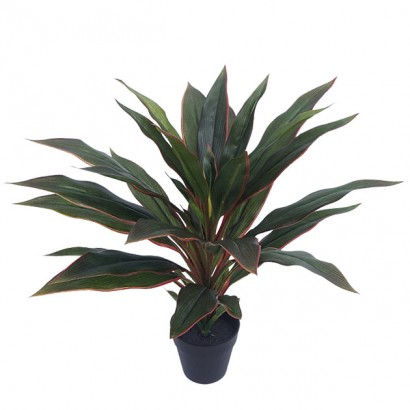ARTIFICIAL DRACAENA PLANT REAL TOUCH 48CM - 1