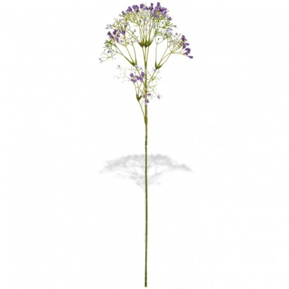 ARTIFICIAL GYPSOPHILA BRANCH FUCHSIA 60CM - 1