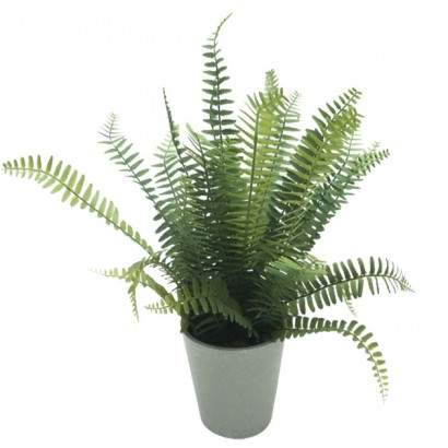 ARTIFICIAL FERN PLANT 45CM - 1