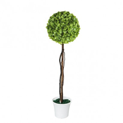 ARTIFICIAL PURSLANE BALL TREE Φ28CM 90CM - 1