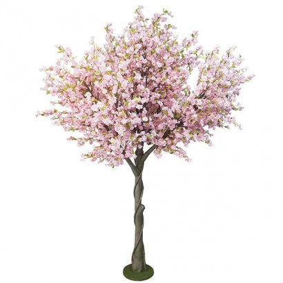 ARTIFICIAL CHERRY TREE PINK 300CM - 1