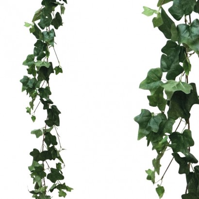 ARTIFICIAL IVY GARLAND GREEN 170CM - 1
