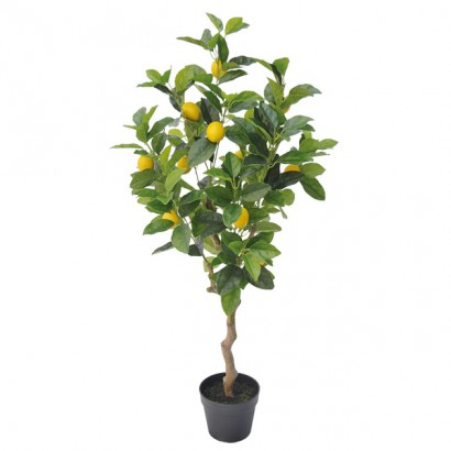 ARTIFICIAL LEMON TREE REAL TOUCH 100CM - 1